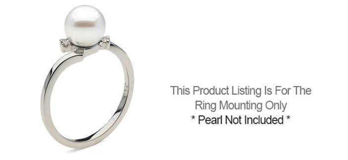 Starlight Diamond Ring - Setting Only