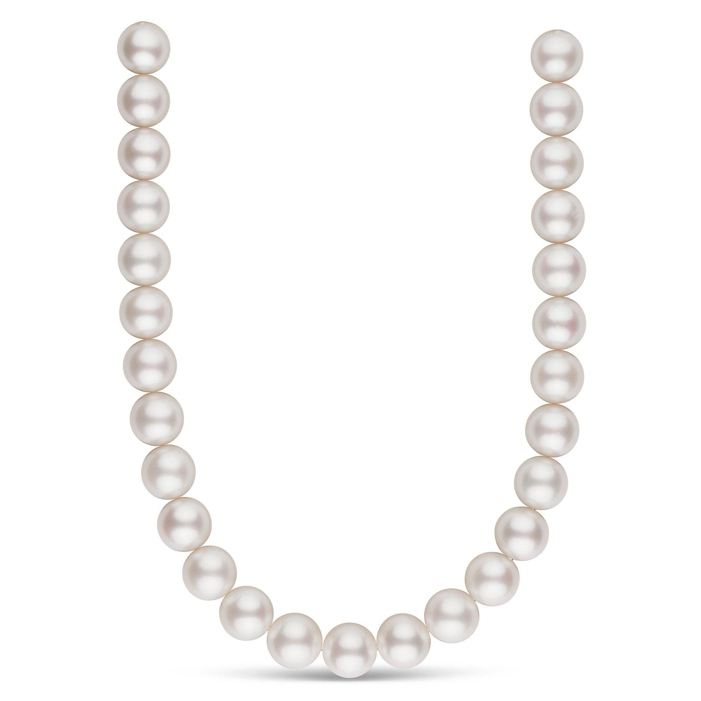 Swan Lake White South Sea Pearl Necklace