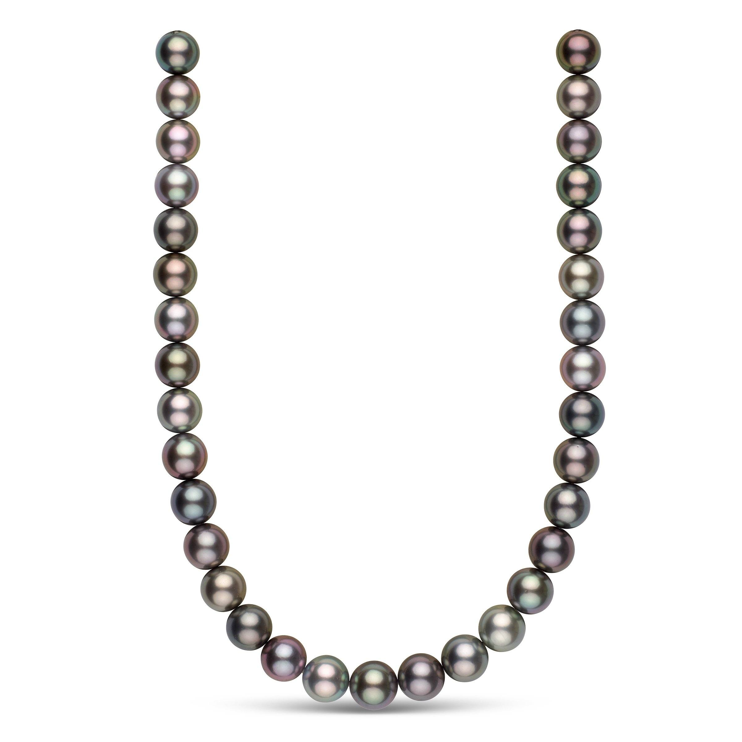 All Eyes On Me Tahitian Pearl Necklace