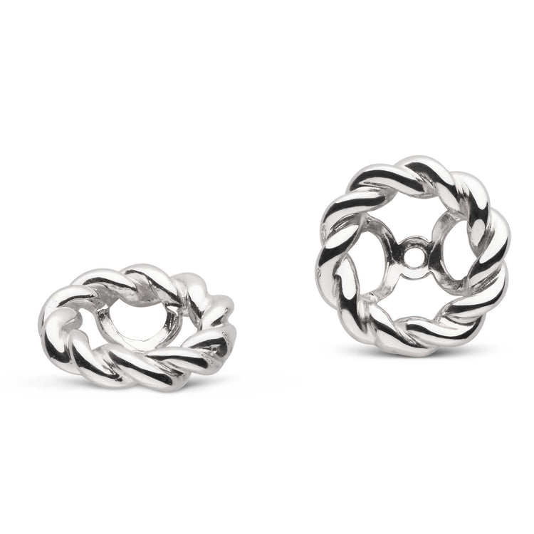 Twist Earring Jacket - Setting Only