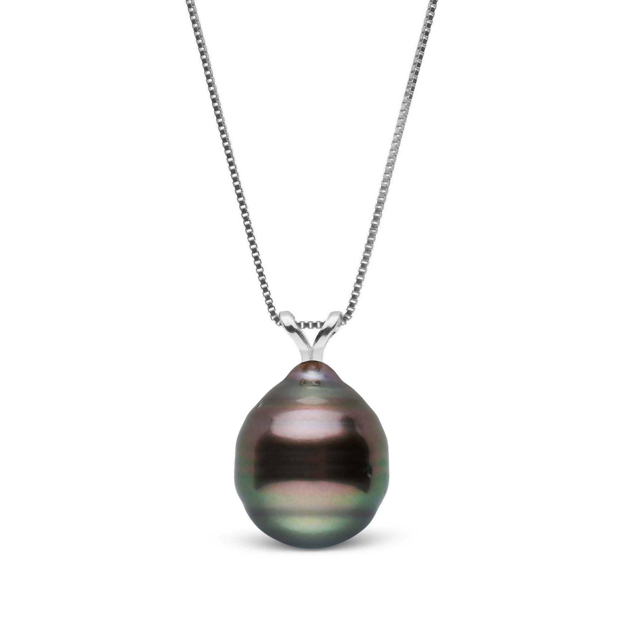 Unity Collection 8.0-9.0 mm Baroque Tahitian Pearl Pendant