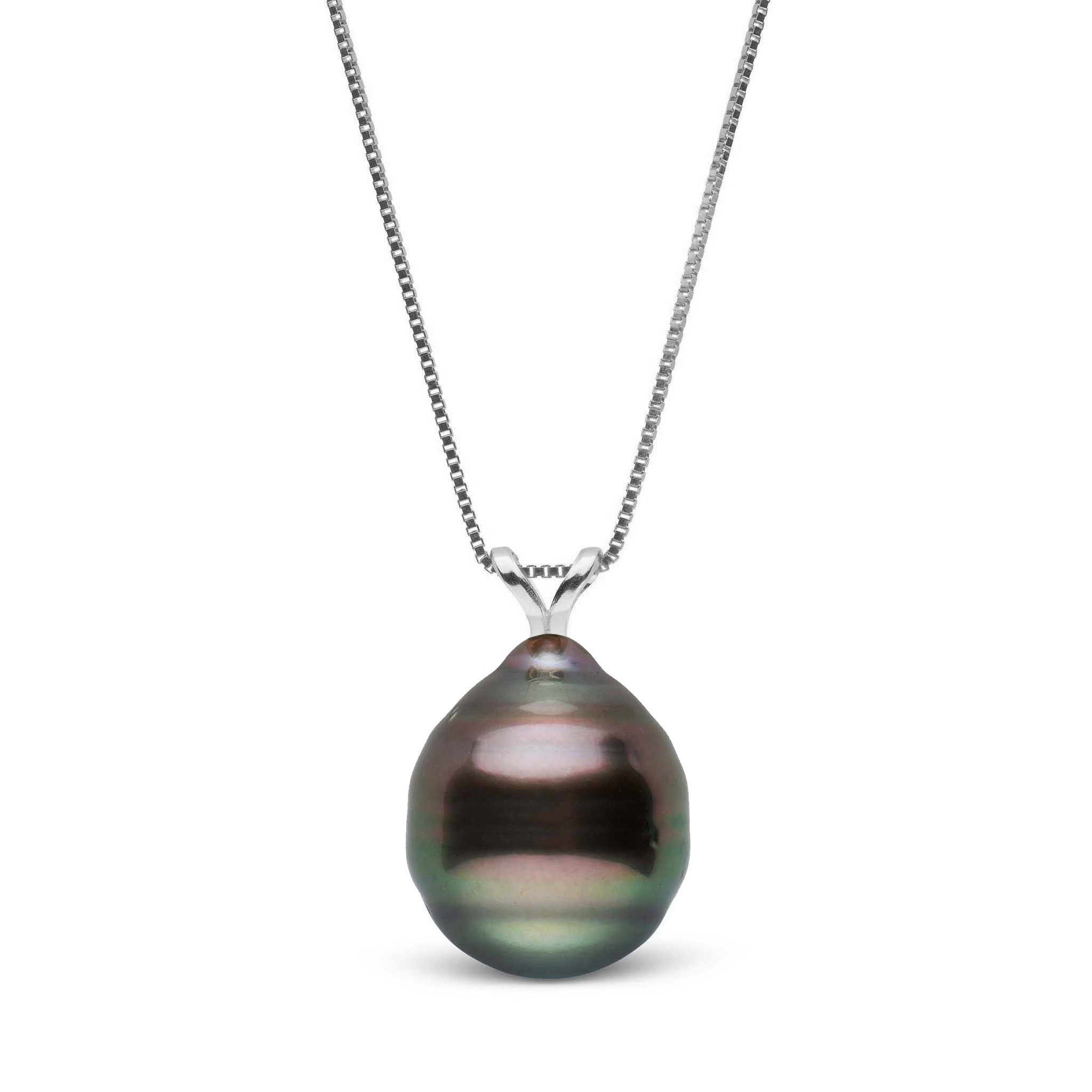 Unity Collection 9.0-10.0 mm Baroque Tahitian Pearl Pendant