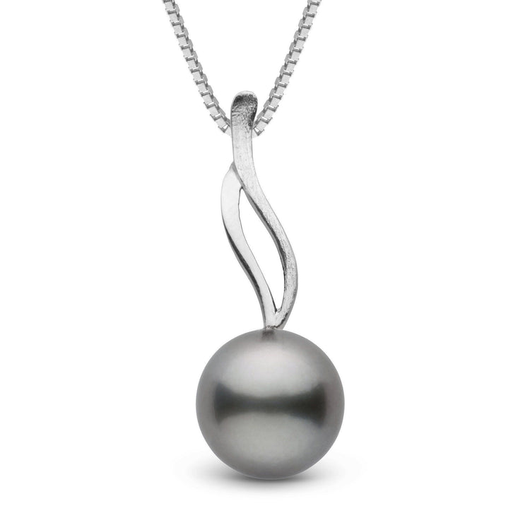 Wisp Collection 11.0-12.0 mm Tahitian Pearl Pendant