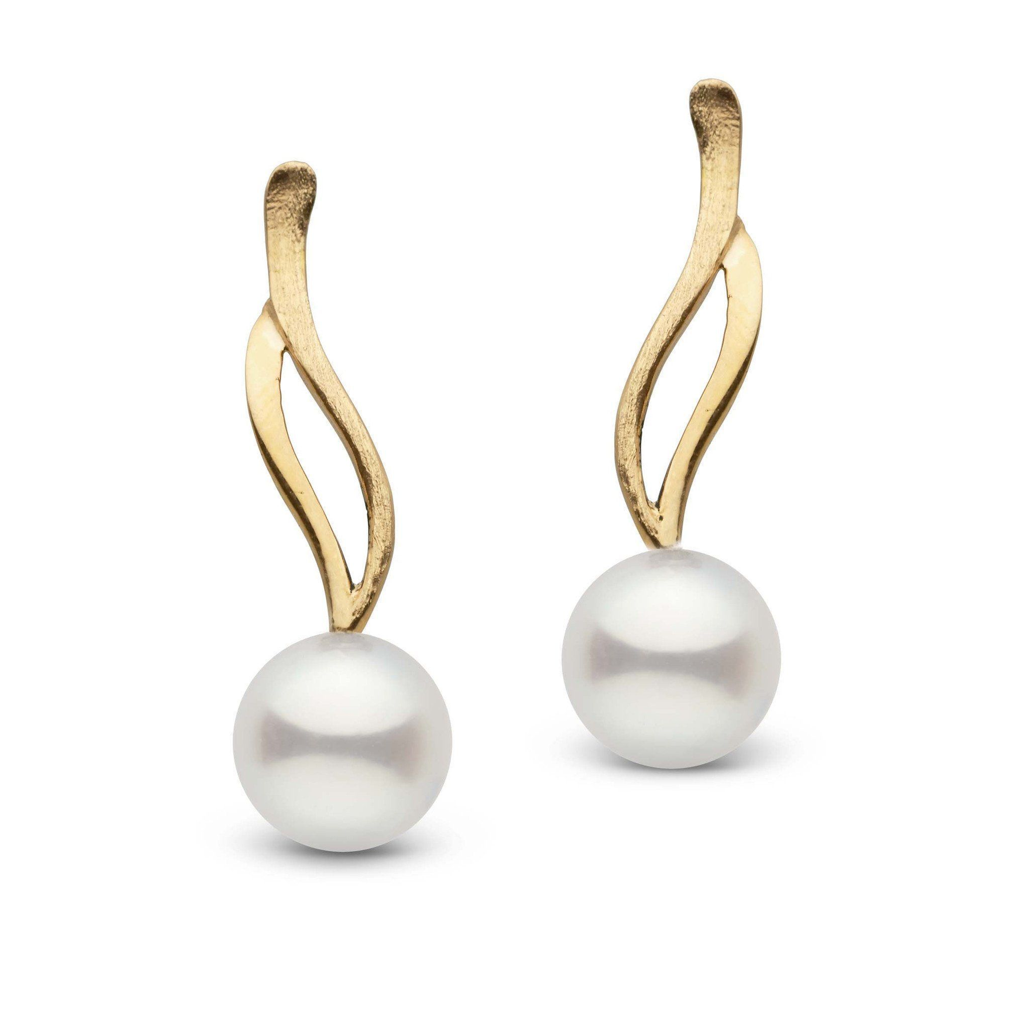 Wisp Collection Freshadama Pearl Earrings