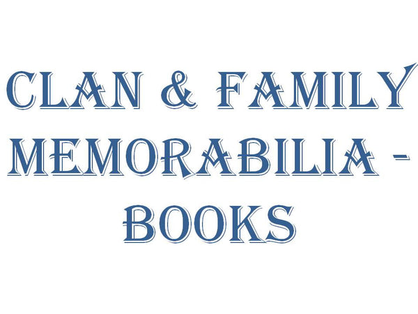 Clan & Family Memorabilia - Books