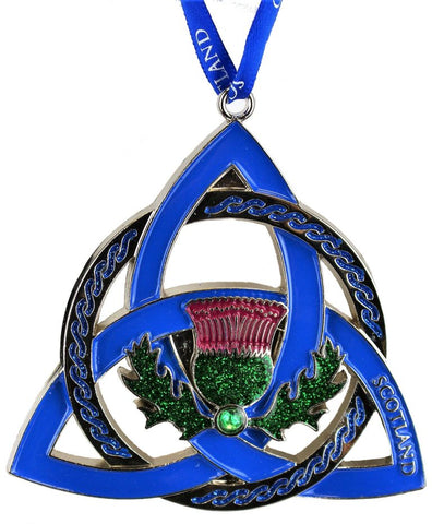 Celtic Knot Christmas Decoration