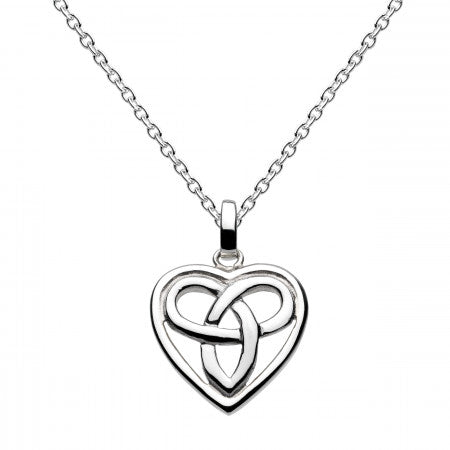 Aamor Celtic Heart Pendant