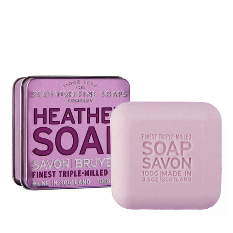 Soap In A Tin - Heather