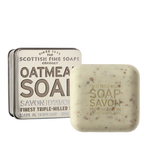 Soap In A Tin - Oatmeal