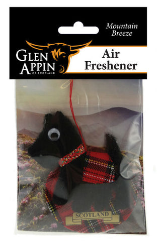 Scottie Air Freshener