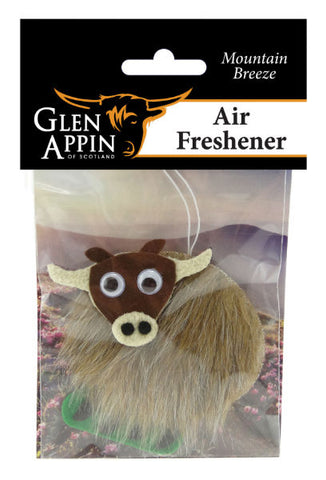 Highland Cow Air Freshener