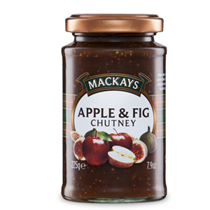 MacKays Apple & Fig Chutney
