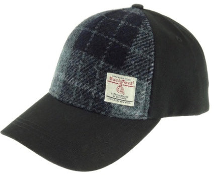 Harris Tweed Ball Cap