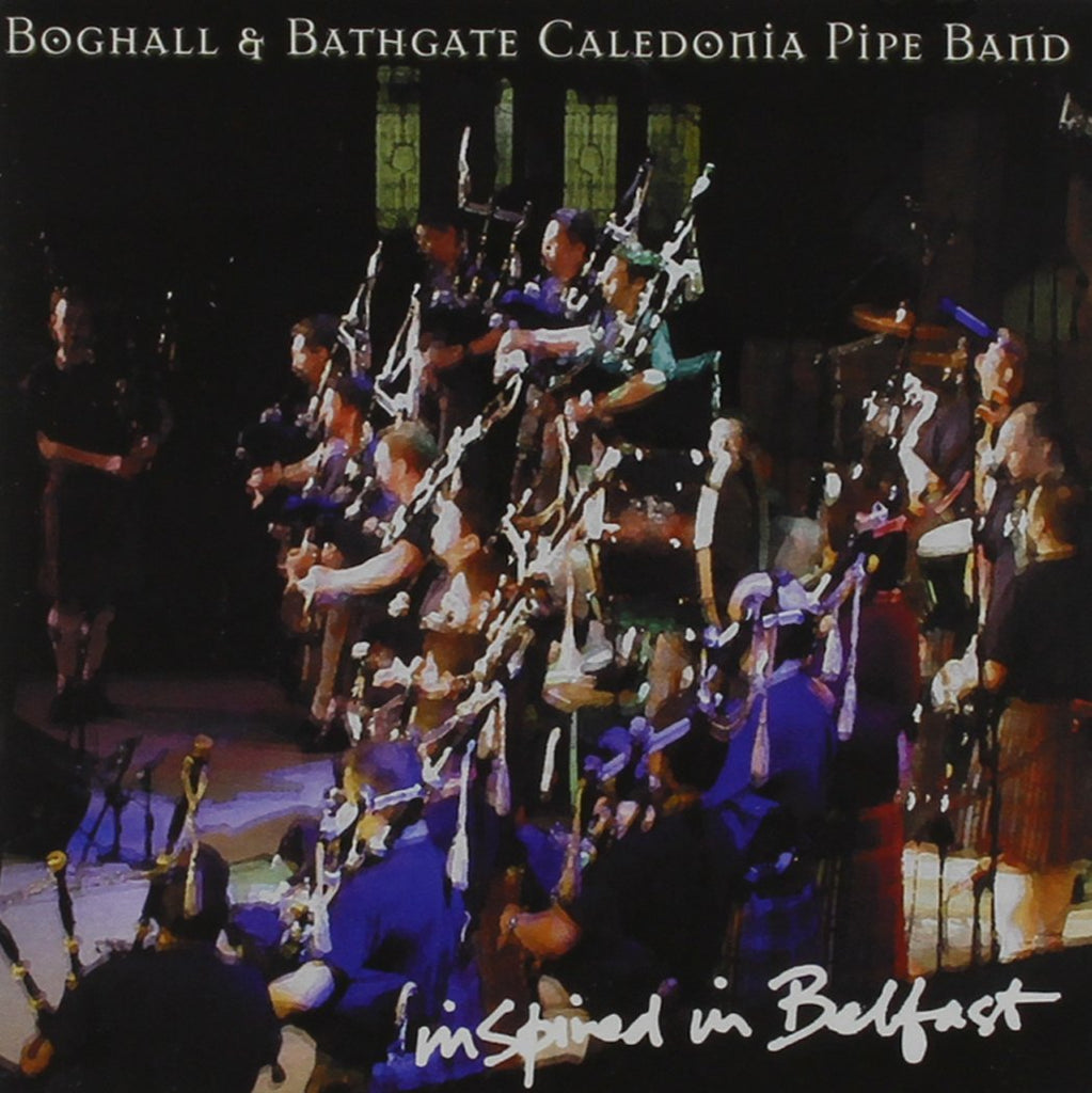 Boghall & Bathgate - Inspired in Belfast CD