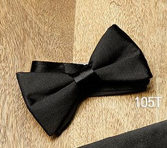 Bow Tie - Black Dress Boys