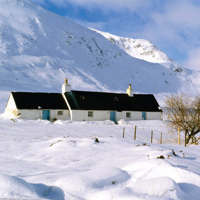 Christmas Card Single - Rannoch Moor Glencoe