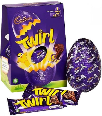 Cadbury Twirl Easter Egg