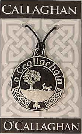 Clan & Family Memorabilia - Irish Crest Items