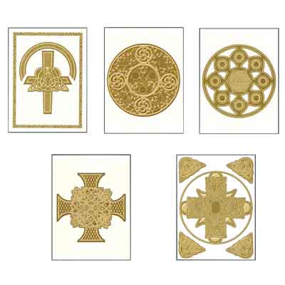 Celtic Note/Greeting Card Pack