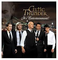 Celtic Thunder - It's Entertainment CD