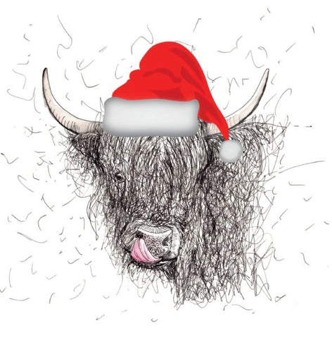Christmas Card Pack - A Cheeky Christmas Coo