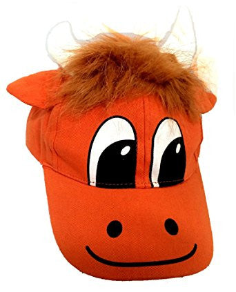Highland Coo Ball Cap