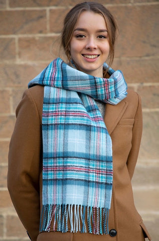 Diana Princess of Wales Memorial Tartan Scarves