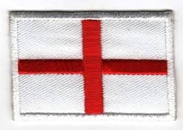 Embroidered Badge - England
