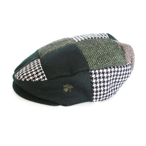 Child's Irish Flat Cap - Man of Aran