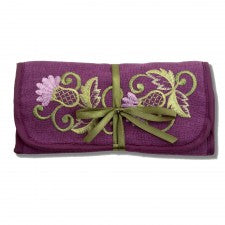 Thistle Jewellery Roll