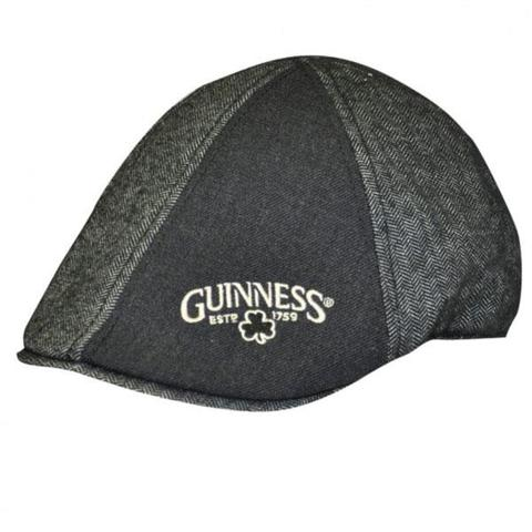Guinness Black & Grey Ivy Cap