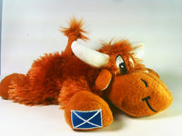 Hairy Huggable Highland Cow