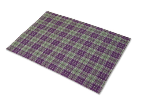 Plaid Place Mat