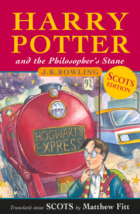 Harry Potter and the Philosopher's Stane - Scots Language Edition