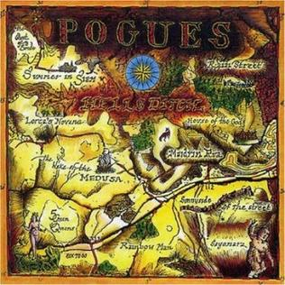 The Pogues - Hell's Ditch CD