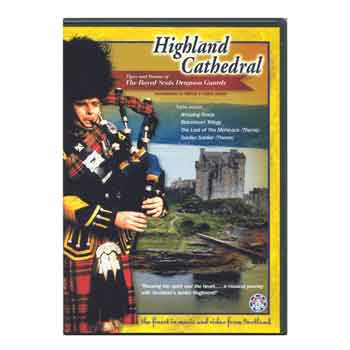 Royal Scots Dragoon Guards - Highland Cathedral DVD