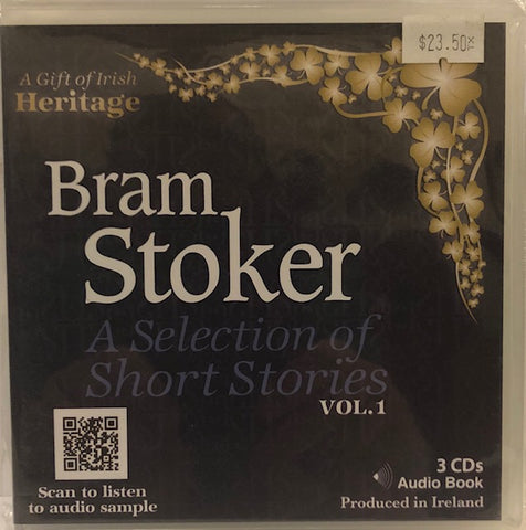 Audio Book - Bram Stoker: A Selection of Short Stories Vol. 1