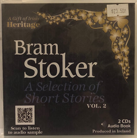 Audio Book - Bram Stoker: A Selection of Short Stories Vol. 2