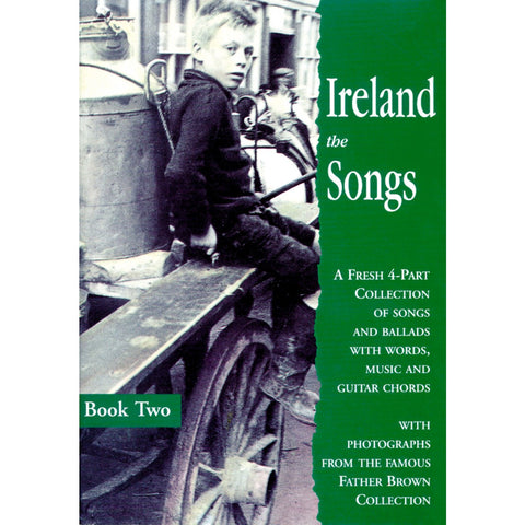 Ireland the Songs - Book 2