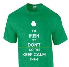 Irish Keep Calm