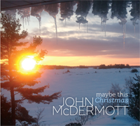 John McDermott - Maybe This Christmas CD