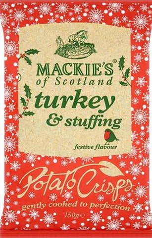 Mackie's Turkey & Stuffing