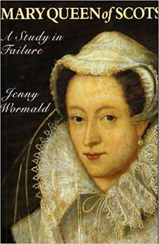 Mary Queen of Scots - A Study in Failure