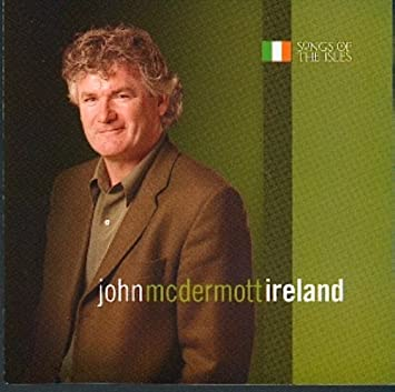 John McDermott - Ireland CD