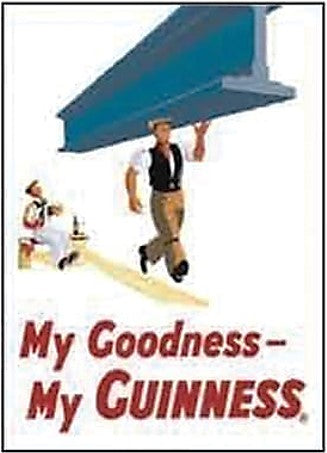 Fridge Magnet - My Goodness My Guinness