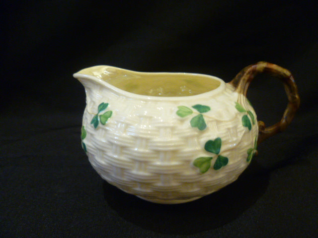 Belleek Cream Jug