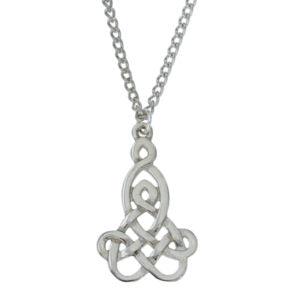 Mother & Child Knot Pendant