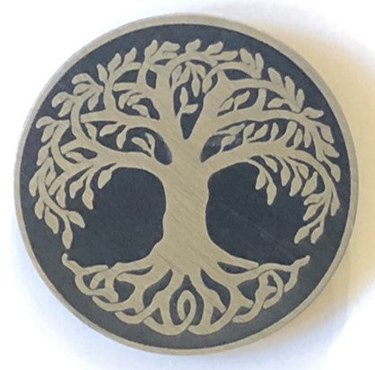 Tree of Life Lapel Pin