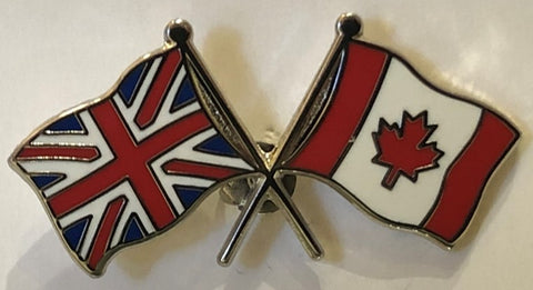 English Lapel Pins - Assorted