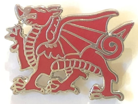 Welsh Lapel Pins - Assorted